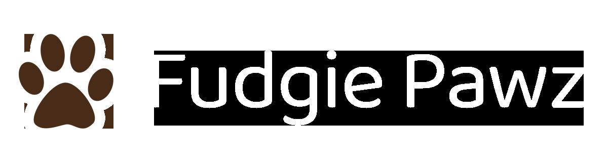 Fudgie Pawz Logo